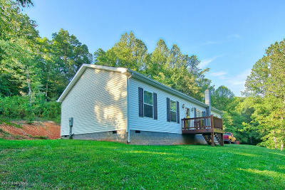 Giles County Single Family Home For Sale: 2349 Clendennin Rd