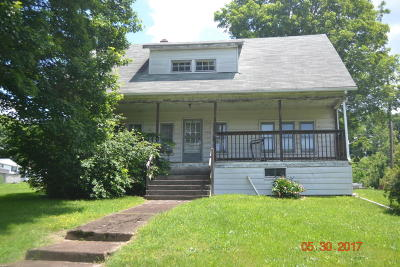 Giles County Single Family Home For Sale: 600 Sun Lane