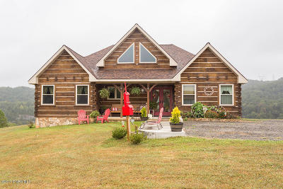 Wythe County Single Family Home For Sale: 221 River Ridge Drive