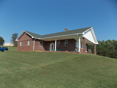 Floyd County Single Family Home For Sale: 6918 Floyd Hwy S