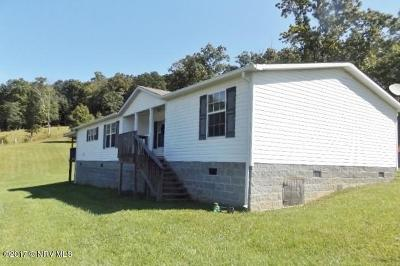 Giles County Single Family Home For Sale: 735 Rye Hollow Rd