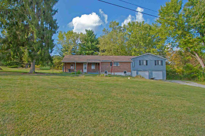 Blacksburg VA Single Family Home For Sale: $250,000