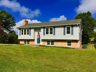 Montgomery County Single Family Home For Sale: 2260 Glade Dr SE