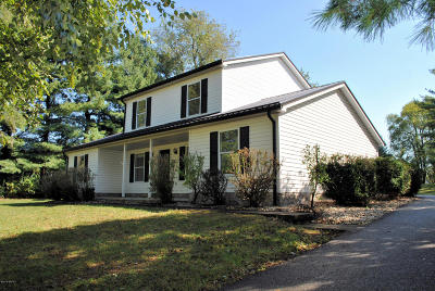 Montgomery County Single Family Home For Sale: 380 Auburn Dr