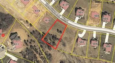 Blacksburg Residential Lots & Land For Sale: 418 Heartwood Crossing
