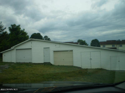 Christiansburg Residential Lots & Land For Sale: 2845 Roanoke St