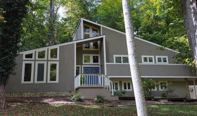 Radford Single Family Home For Sale: 7405 Riverbluff Rd