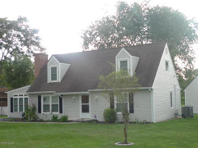 Radford Single Family Home For Sale: 911 Forest Ave
