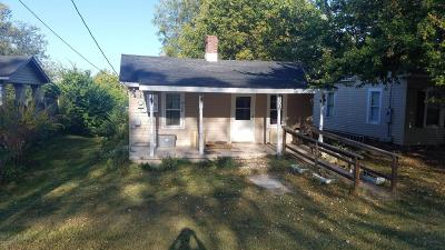 Radford Single Family Home For Sale: 1505 3rd St
