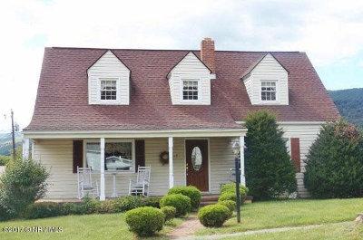 Giles County Single Family Home For Sale: 417 Hopkins St