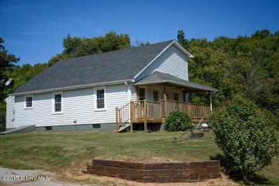 Riner Single Family Home For Sale: 5439 Broad Shoals Rd