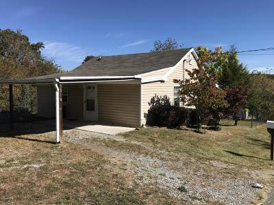 Christiansburg Single Family Home For Sale: 3814 Truman Ave