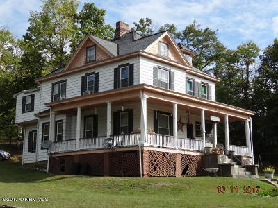 Pulaski County Single Family Home For Sale: 44 7th St NW
