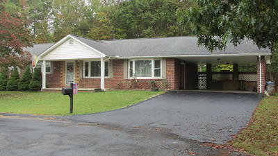Pulaski County Single Family Home For Sale: 7393 Joyce Way