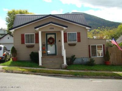 Giles County Single Family Home For Sale: 1006 Wolf St