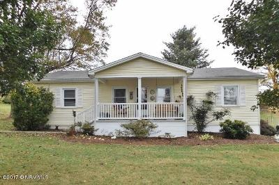 Giles County Single Family Home For Sale: 124 Jones Ave