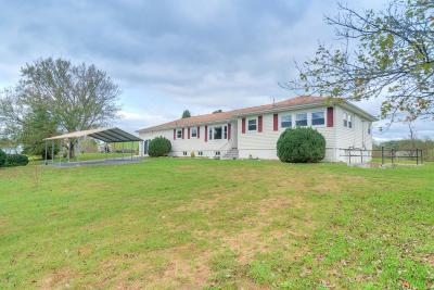 Christiansburg Single Family Home For Sale: 3712 Childress Road