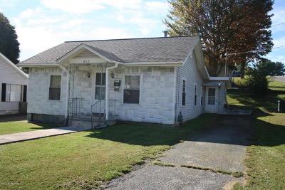 Pulaski County Single Family Home For Sale: 623 Franklin Ave