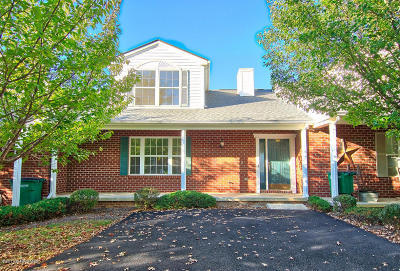 Christiansburg Condo/Townhouse For Sale: 265 Tall Oak Blvd NW