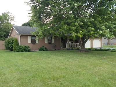 Christiansburg Single Family Home For Sale: 2395 Glade Drive