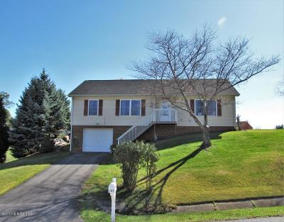Christiansburg Single Family Home For Sale: 105 Cullen Court