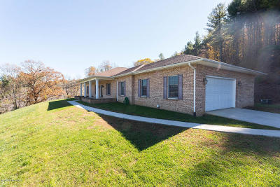 Floyd County Single Family Home For Sale: 596 Boothe Creek Road
