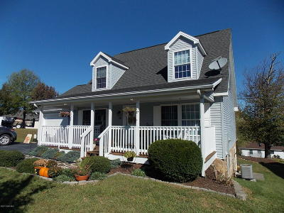 Christiansburg Single Family Home For Sale: 15 Copper Beech Ct