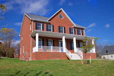 Montgomery County Single Family Home For Sale: 1203 N Brockton St