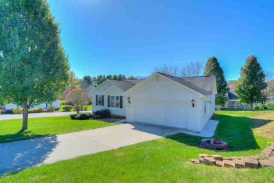 Radford Single Family Home For Sale: 103 Greenfield Ct