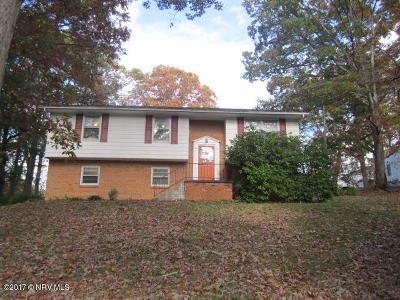 Montgomery County Single Family Home For Sale: 1370 Roanoke St