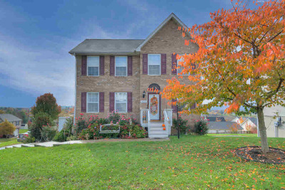 Montgomery County Single Family Home For Sale: 1075 New Village Dr NW