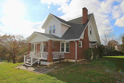 Pulaski County Single Family Home For Sale: 250 Hillcrest Street