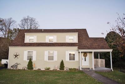 Giles County Single Family Home For Sale: 408 Hopkins Street