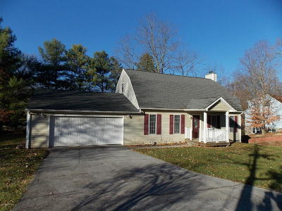 Montgomery County Single Family Home For Sale: 485 Arrowhead Trail