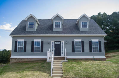 Montgomery County Single Family Home For Sale: 1605 Bold Springs Circle