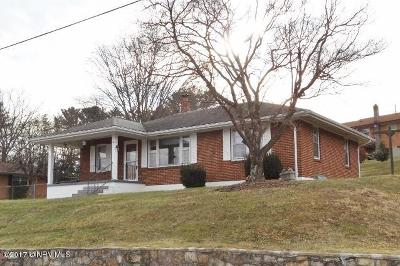 Giles County Single Family Home For Sale: 301 Mountain Drive