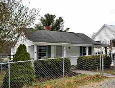 Radford Single Family Home For Sale: 2435 Second Street