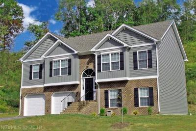 Christiansburg Single Family Home For Sale: 320 Diamond Hill