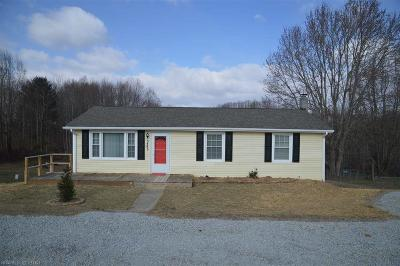 Pulaski County Single Family Home For Sale: 5445 Highland Road