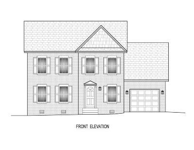 Montgomery County Single Family Home For Sale: Lot 6 Oak Meadow Lane
