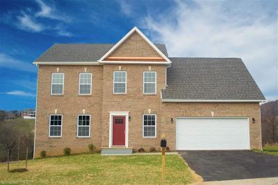 Montgomery County Single Family Home For Sale: Lot 35 Oak Meadow Lane