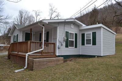 Montgomery County Single Family Home For Sale: 5911 Roanoke Rd Road