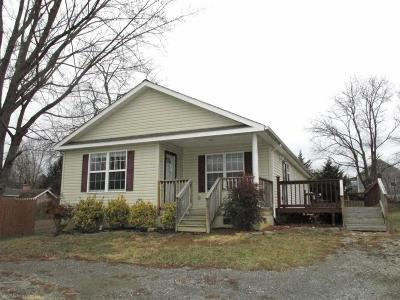 Montgomery County Single Family Home For Sale: 665 Hill Street