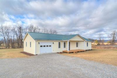 Pulaski County Single Family Home For Sale: 5113 Loving Field Rd Road
