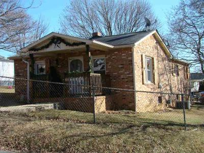 Pulaski County Single Family Home For Sale: 100 5th Street