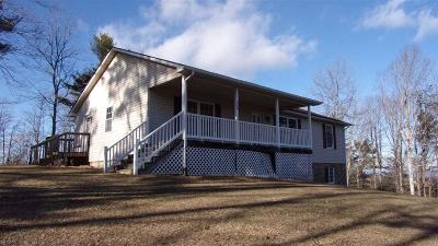 Floyd County Single Family Home For Sale: 1718 Laurel Creek Road