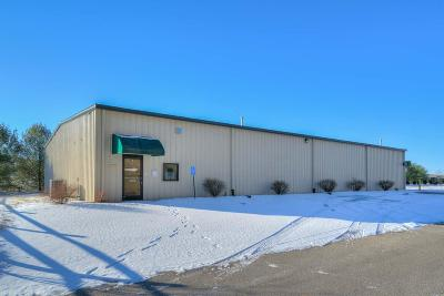 Christiansburg Commercial For Sale: 3209-3211 Business Center Drive