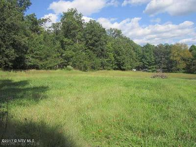 Radford Residential Lots & Land For Sale: 3118 Peppers Ferry Road