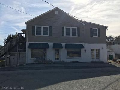 Christiansburg Commercial For Sale: 350 College Street NW Street