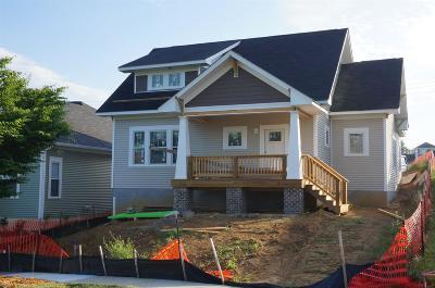 Blacksburg Single Family Home For Sale: 1800 Honeysuckle Drive
